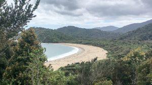 Cole-Cole beach