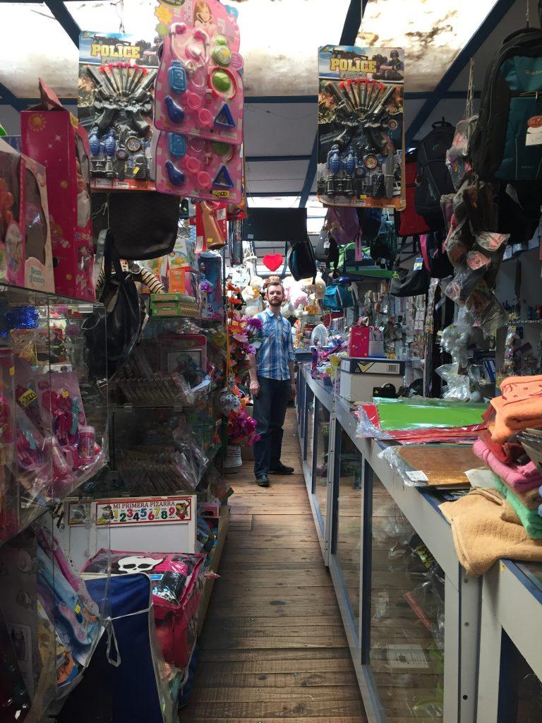 store in Pichilemu