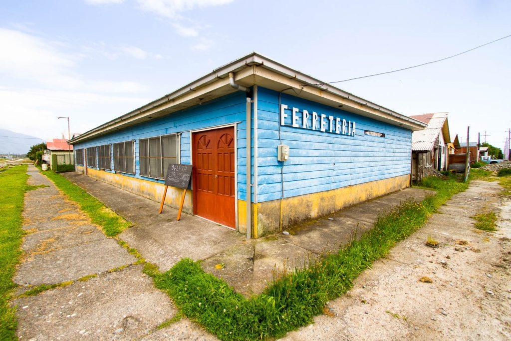 Chiten rebuilding, Chile