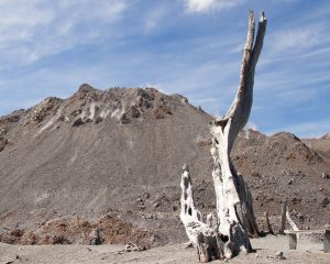 Volcano world