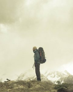 Mid trek, explorer grade
